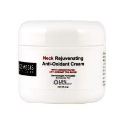 Neck Rejuvenating Anti-oxidant Cream help Minimises the appearance of sagging skin
