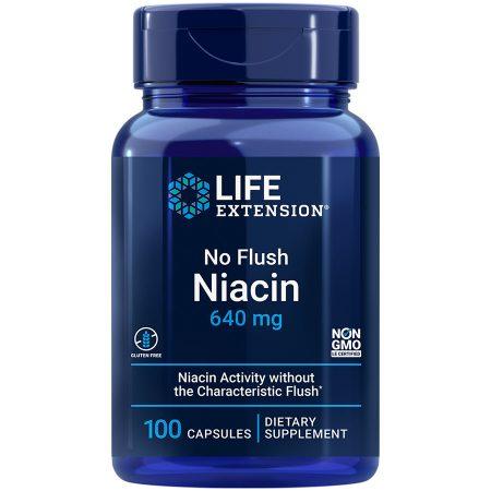 No Flush Niacin Vitamin b supplement Promotes metabolism health with no flush