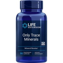 Only Trace Minerals 90 vegetarian capsules