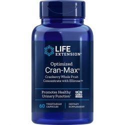 Optimized Cran-Max 60 vegetarian capsules