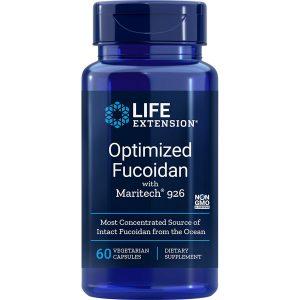 Optimized Fucoidan with Maritech 60 vegetarian capsules