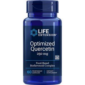 Optimized Quercetin 250 mg 60 vegetarian capsules