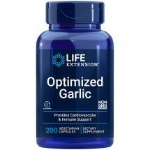 Optimized Garlic vegetarian capsules provides cardiovascular & immune support