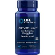 PalmettoGuard Saw Palmetto Nettle Root Formula with Beta-Sitosterol 60 softgels