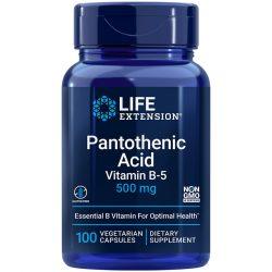 Pantothenic Acid Essential B vitamin supplement for metabolic health & more