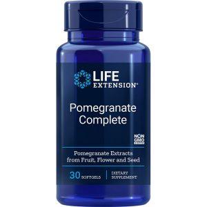Pomegranate Extract Capsules 30 vegetarian capsules