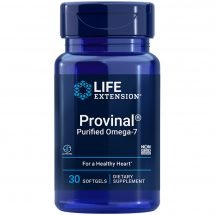 Provinal Purified Omega-7 benefits to support cardio health plus more