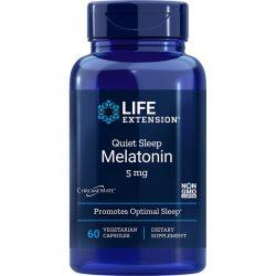 Quiet Sleep Melatonin Life Extension sleeping supplement