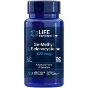 Se-Methyl L-Selenocysteine 90 capsules An advanced form of the antioxidant selenium supplement