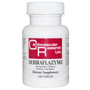 Serraflazyme Cardiovascular Research 100 eccentrically coated tablets