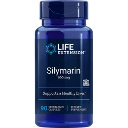 Life Extension Silymarin 100 mg 90 vegetarian capsules
