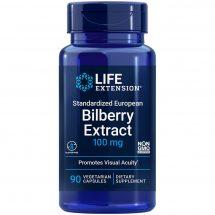 Standardized European Bilberry Extract supplement for eye health & ocular support