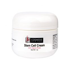 Stem Cell Cream with Alpine Rose protection from environmental stress