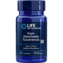 Super Absorbable Tocotrienols 60 softgels