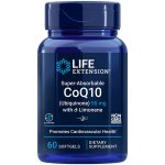 Super-Absorbable CoQ10 Ubiquinone with d-Limonene promotes heart health & healthy brain function