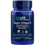 Super Omega-3 EPA/DHA Fish Oil Comprehensive fish oil benefits for heart health, brain & beyond