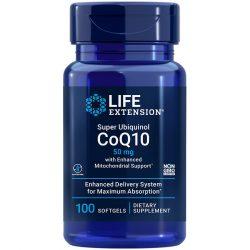 Super Ubiquinol CoQ10 with Enhanced Mitochondrial Support 100 softgels