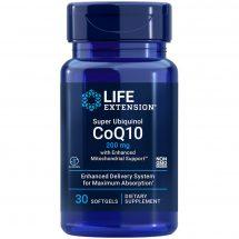 Super Ubiquinol CoQ10 Super charge your cellular energy 200 mg 30 softgels
