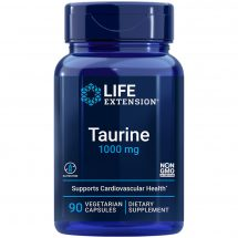 Taurine 1000 mg capsules one of the most abundant amino acids in the body
