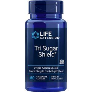 Tri Sugar Shield 60 vegetarian capsules