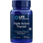 Triple Action Thyroid 60 vegetarian capsules