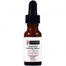 Under Eye Refining Serum Cosmesis Skin Care 0.5 oz Combats under-eye puffiness & dark circles