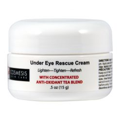 Under Eye Rescue Cream Cosmesis Skin Care 0.5 oz