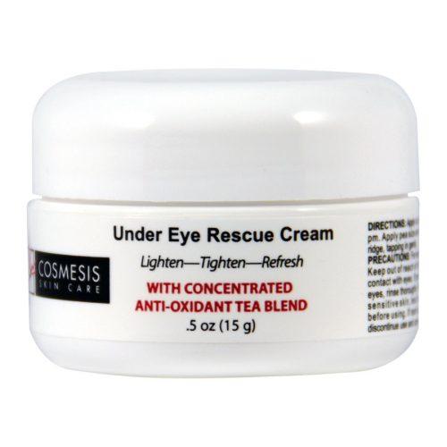 Under Eye Rescue Cream Cosmesis Skin Care 0.5 oz