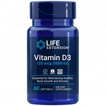 Vitamin D3 supplement a potent vitamin D3 supplement from Life Extension