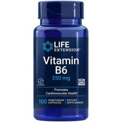 Vitamin B6 250 mg 100 capsules Multi-benefit health essential supplement