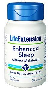 enhanced natural sleep without melatonin
