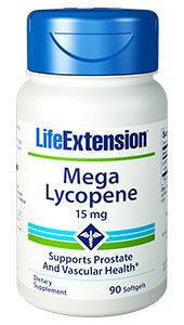 life extension Mega Lycopene