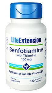 Benfotiamine with Thiamine