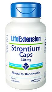 Strontium Caps advanced bone health support