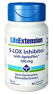 5-LOX Inhibitor with AprèsFlex