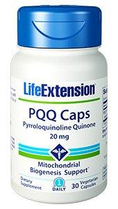 PQQ Caps Pyrroloquinoline Quinone