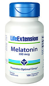 Melatonin 300 mcg caps