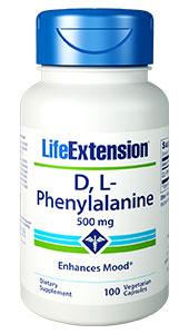 Phenylalanine Capsules