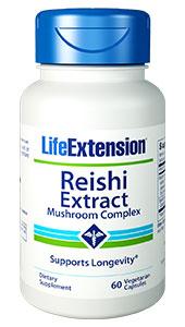 Reishi Extract Mushroom