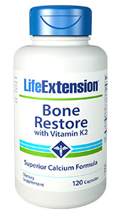 Bone Restore with Vitamin K2 Highly absorb-able