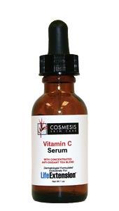 Vitamin C Serum Life extension