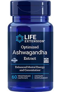 Optimized Ashwagandha Extract Life Extension Australia