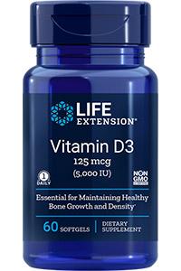 vitamin d3 5000iu life extension australia