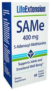 SAMe (S-Adenosyl-Methionine)