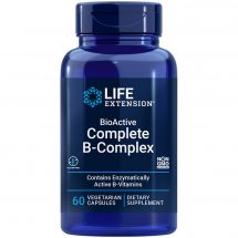 Bioactive Complete B-Complex supplement Get the B's You Need