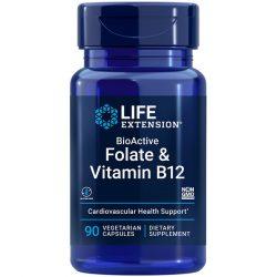 BioActive Folate & Vitamin B12 capsules for heart, brain & GI tract health