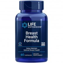 Breast Health Formula 60 capsules powerful nutrients to maintain optimal breast health