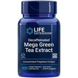 Decaffeinated Mega Green Tea Extract, 100 vegetarian capsules