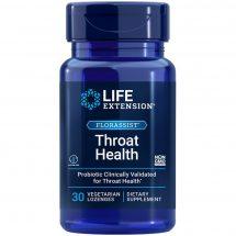FLORASSIST Throat Health or enhanced throat health support