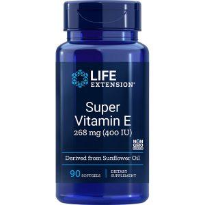 Super Vitamin E 400 IU 90 softgels